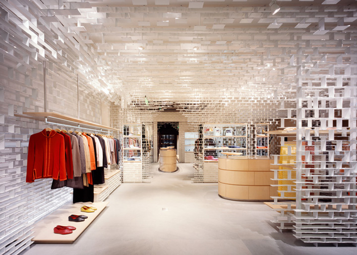 Vitrines retail design blog for Design d interieur boutique