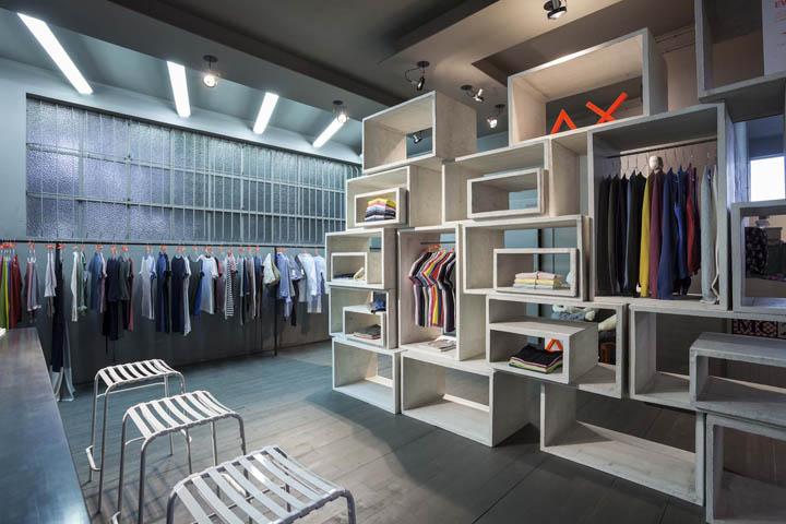 187 Sun68 Showroom By C Amp P Architetti Padova Italy