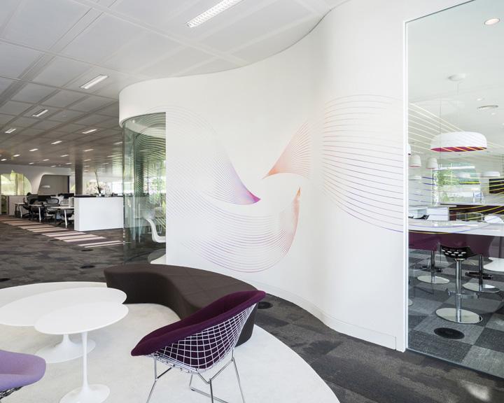 Swarovski UK Headquarters by M Moser Associates 62124ce977