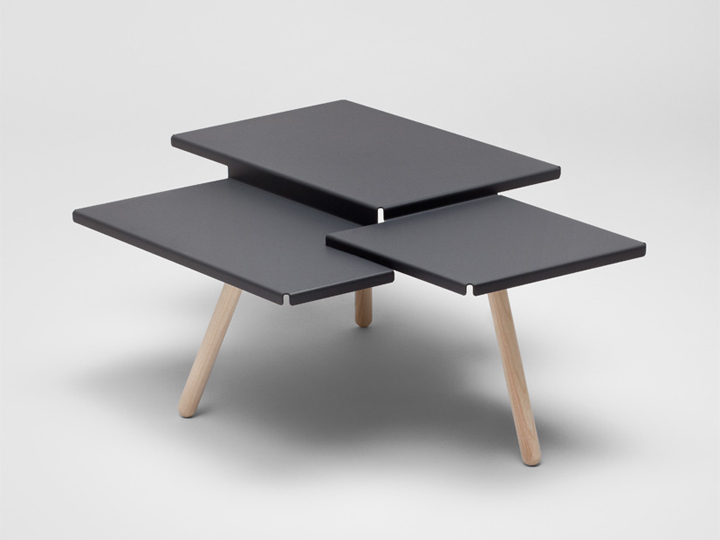 Tablefields coffee table by frederik roij retail design for Table sheet design