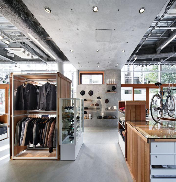 Takeo Kikuchi flagship store by Schemata Architects, Tokyo » Retail ...