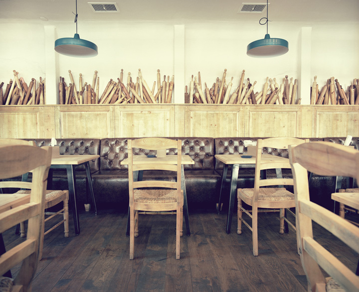 Italian retail design blog for Cuisine designer italien