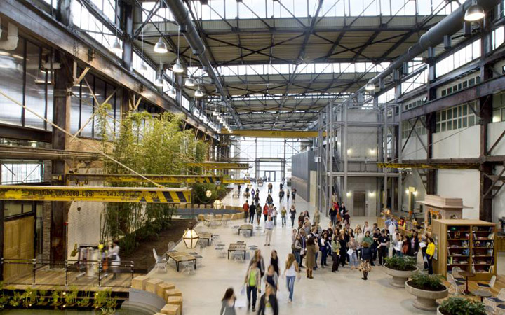 Urban Outfitters Corporate Campus By Meyer Scherer Rockcastle Philadelphia on Urban Outfitter Retail Store Interior Design