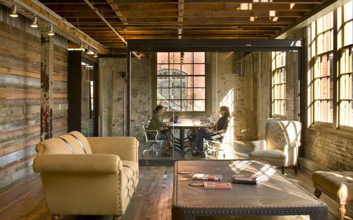 Urban Outfitters corporate campus by Meyer Scherer u0026 Rockcastle Philadelphia u00bb Retail Design Blog