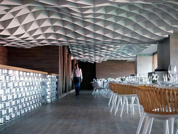 187 V Ammos Restaurant By Lmarchitects Piraeus Greece