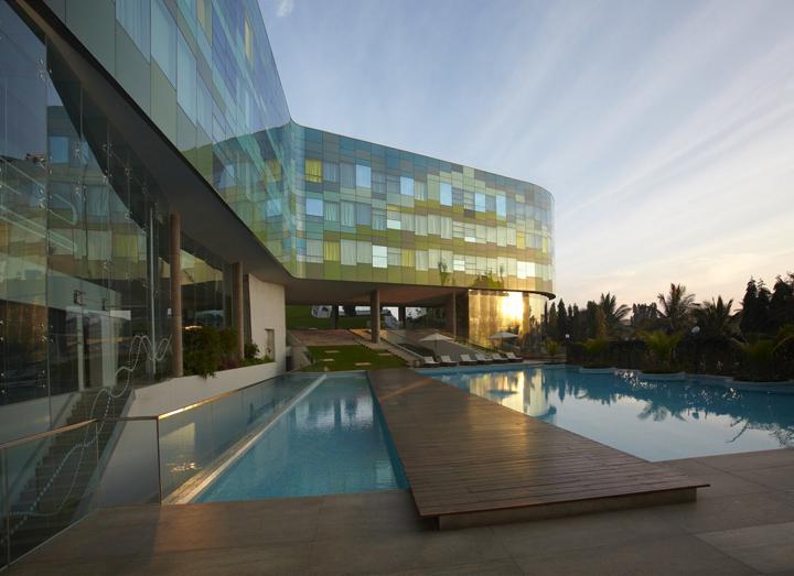 Vivanta Hotel By Wow Architects Bangalore India