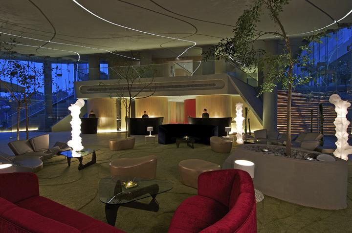 Vivanta hotel by WOW Architects Bangalore Vivanta hotel by WOW Architects, Bangalore   India