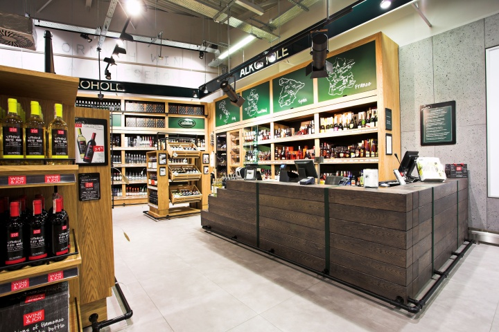 Grocery 187 Retail Design Blog