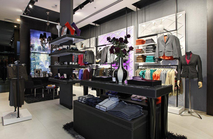 187 Arrow New York Store Noida India