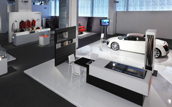 187 Audi Showroom By Point Studio Milan