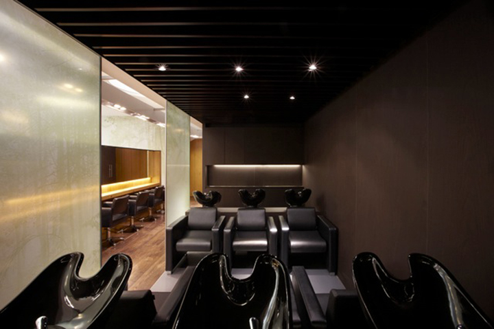 Aveda lifestyle salon by reis design sydney retail for Experiential design sydney