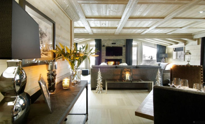 187 Black Pearl Chalet Hotel Val D Isere France