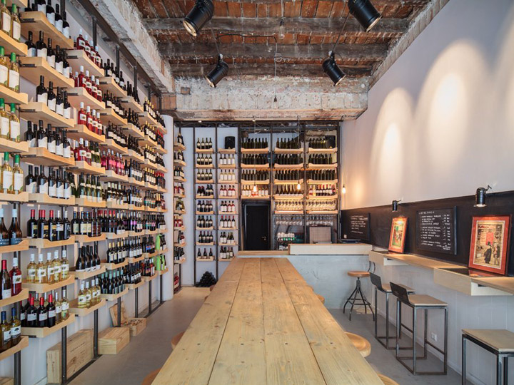 187 Bvs Wine Traders By Beros Amp Abdul Architects Bucharest