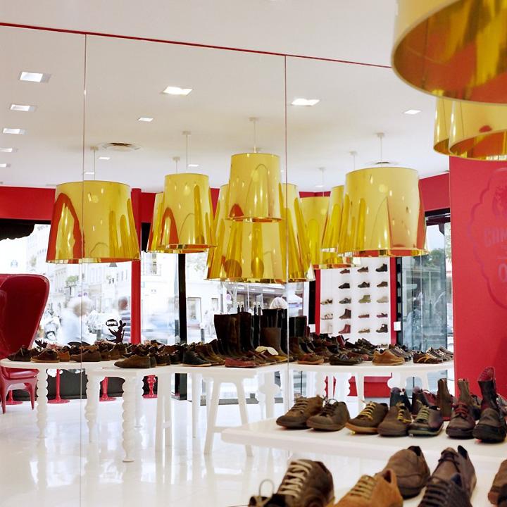 Camper Shoes Sydney Stores