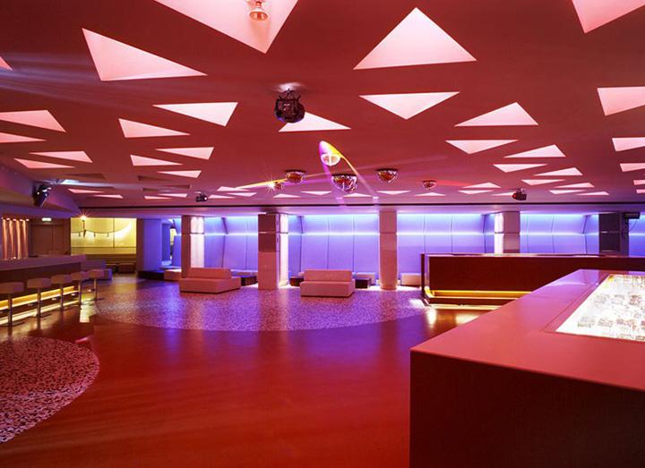 187 Club Passage By S 246 Hne Amp Partner Architekten Vienna