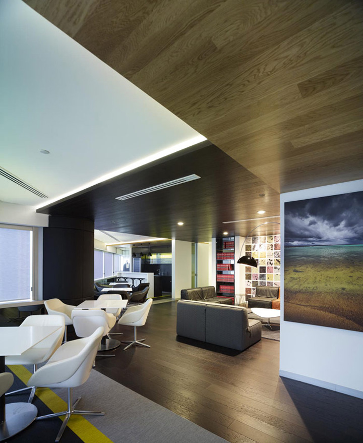 Dla Piper S Office By Woods Bagot Perth Australia Retail Design Blog