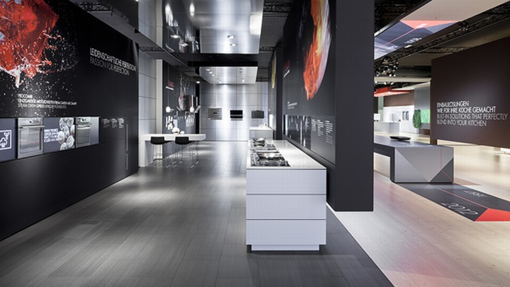 electrolux stand at ifa 2012 by d art design gruppe berlin. Black Bedroom Furniture Sets. Home Design Ideas