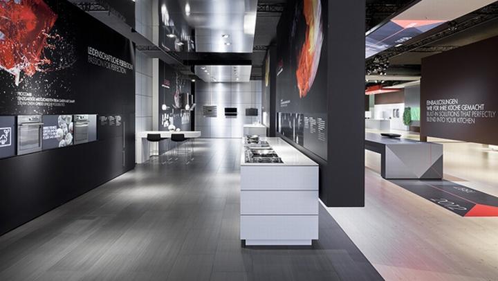 electrolux stand at ifa 2012 by d art design gruppe berlin. Black Bedroom Furniture Sets. Home Design Ideas