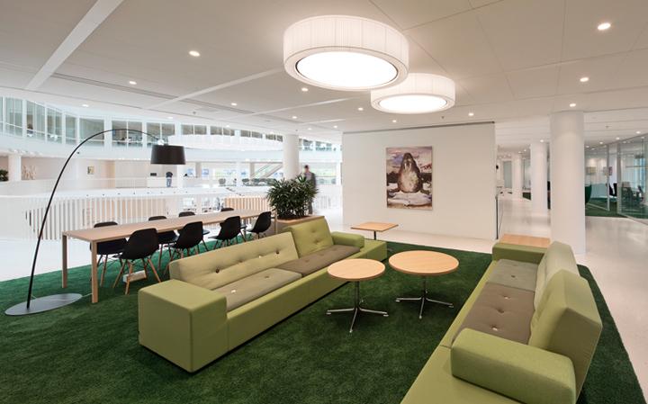 Eneco headquarter by Hofman Dujardin Architects & Fokkema