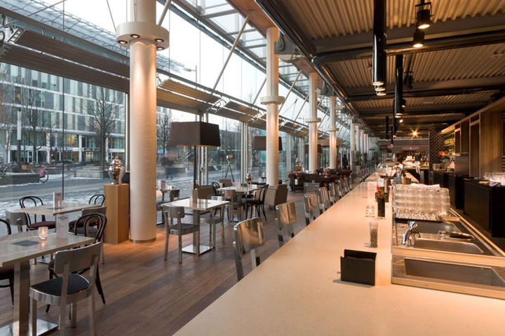 » Fitch & Shui Restaurant By D/DOCK, Amsterdam