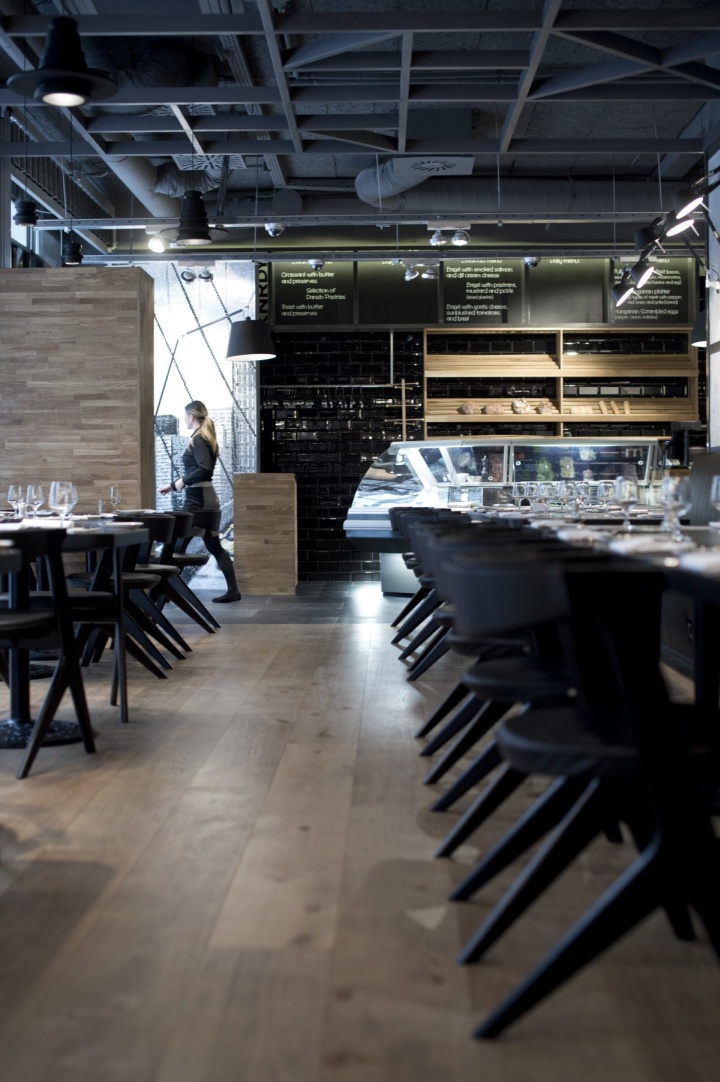 Knrdy restaurant by suto interior architects budapest