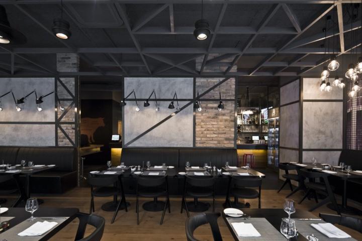 Restaurante KNRDY por Suto Interior Arquitectos Budapest 08 Restaurante KNRDY por Suto Arquitectos de Interior, Budapest