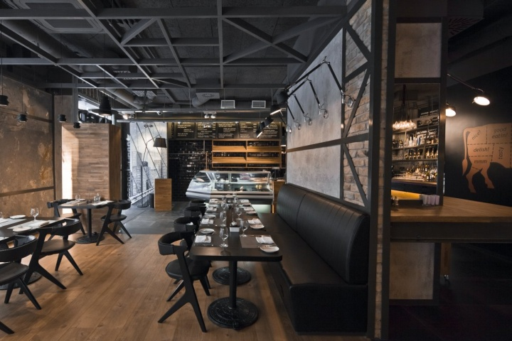 KNRDY Restaurant By Suto Interior Architects Budapest Retail Design Blog