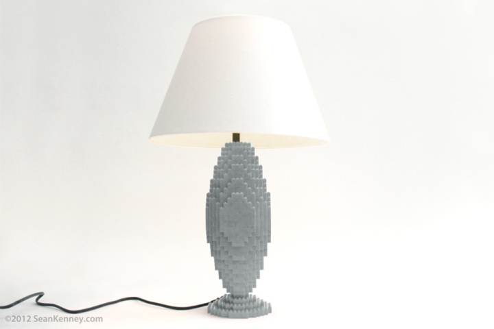 Http://blog.gessato.com/2012/12/15/lego Lamps  By Sean Kenney And Jung Ah Kim/