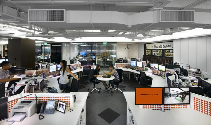 187 M Moser Associates Offices Singapore