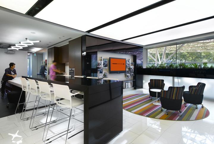 Design Firm M Moser Associatesu0027 Singapore Office ...