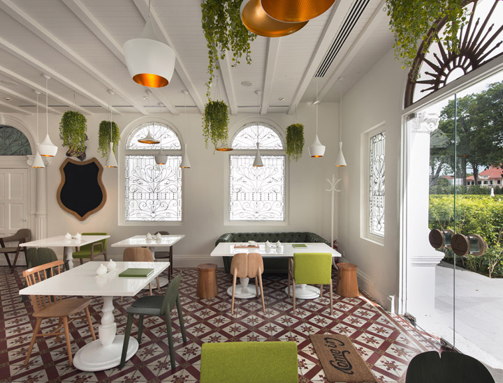 Macalister Mansion By Ministry Of Design Penang Malaysia
