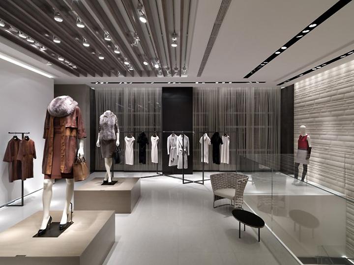 max mara store by duccio grassi architects chengdu china. Black Bedroom Furniture Sets. Home Design Ideas