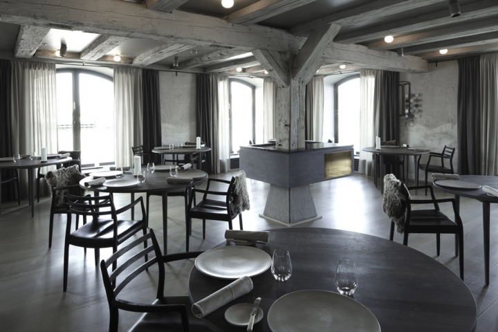 Noma restaurant by space copenhagen
