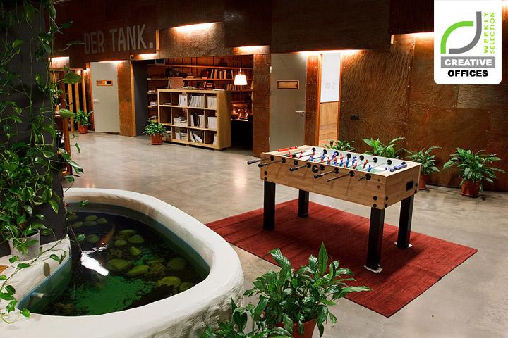 Estonia retail design blog for Creative office space design