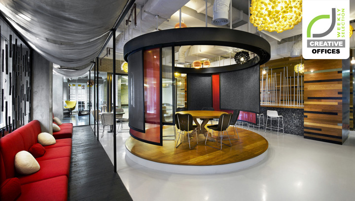 Creative Office Designs creative offices! ogilvy & mather officem moser associates