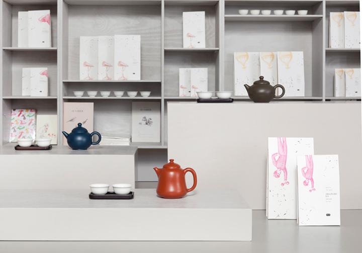 Paper Tea store Fabian von Ferrari Berlin 03 Paper & Tea store by Fabian von Ferrari, Berlin