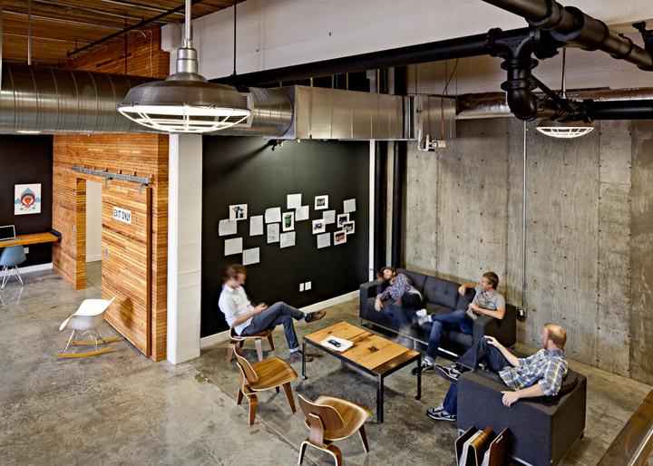 Parliament Design's fice Portland Retail Design Blog
