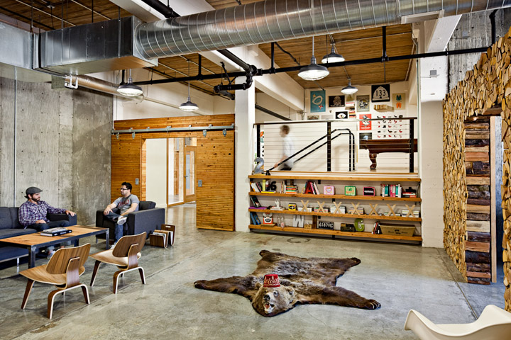 Cement retail design blog - Mor furniture portland with some creative designs introduced ...