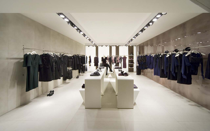 Penny Black store by Duccio Grassi Architects Milan 02 Penny Black store by Duccio Grassi Architects, Milan