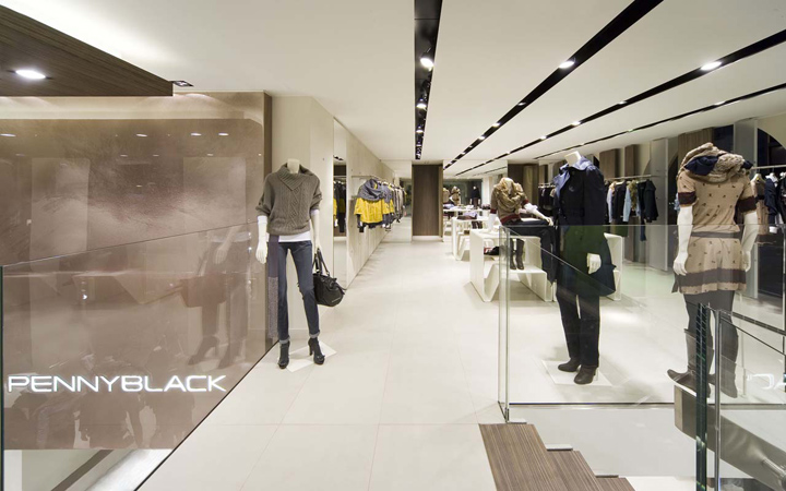 Penny Black store by Duccio Grassi Architects Milan 03 Penny Black store by Duccio Grassi Architects, Milan