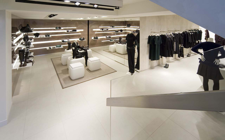 Penny Black store by Duccio Grassi Architects Milan 08 Penny Black store by Duccio Grassi Architects, Milan