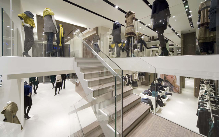 Penny Black store by Duccio Grassi Architects Milan 09 Penny Black store by Duccio Grassi Architects, Milan