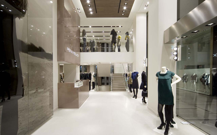 Penny Black store by Duccio Grassi Architects Milan 11 Penny Black store by Duccio Grassi Architects, Milan