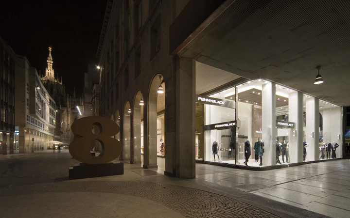 Penny Black store by Duccio Grassi Architects Milan 17 Penny Black store by Duccio Grassi Architects, Milan