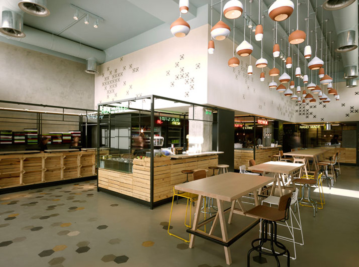 Souk lebanese food market and restaurant by k studio athens