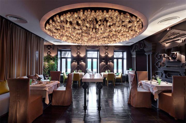 187 Stefano S Fine Food Factory Restaurant By Design Lab Kiev