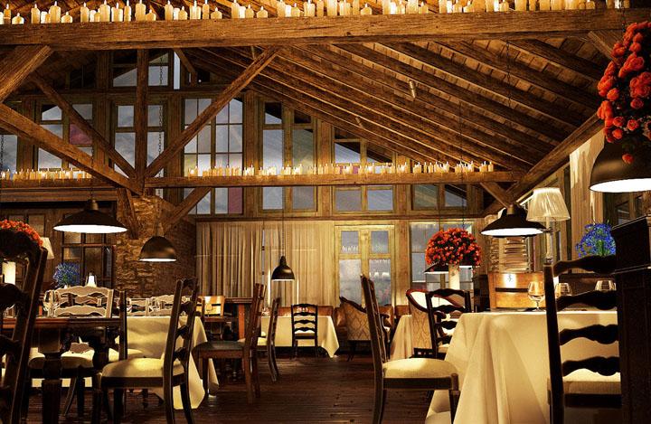 The Berth Restaurant By Studio Belenko Retail Design Blog