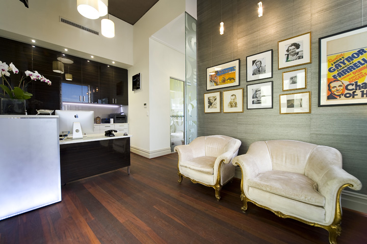 the dental quarters by ego squared interior design perth