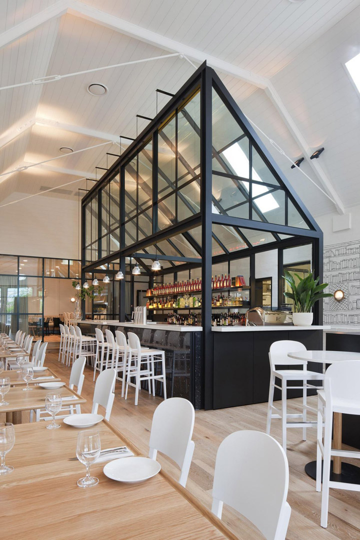 The Old Library Restaurant By Hecker Guthrie Sydney