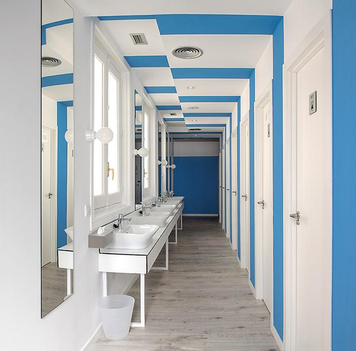 U Hostel Madrid Retail Design Blog